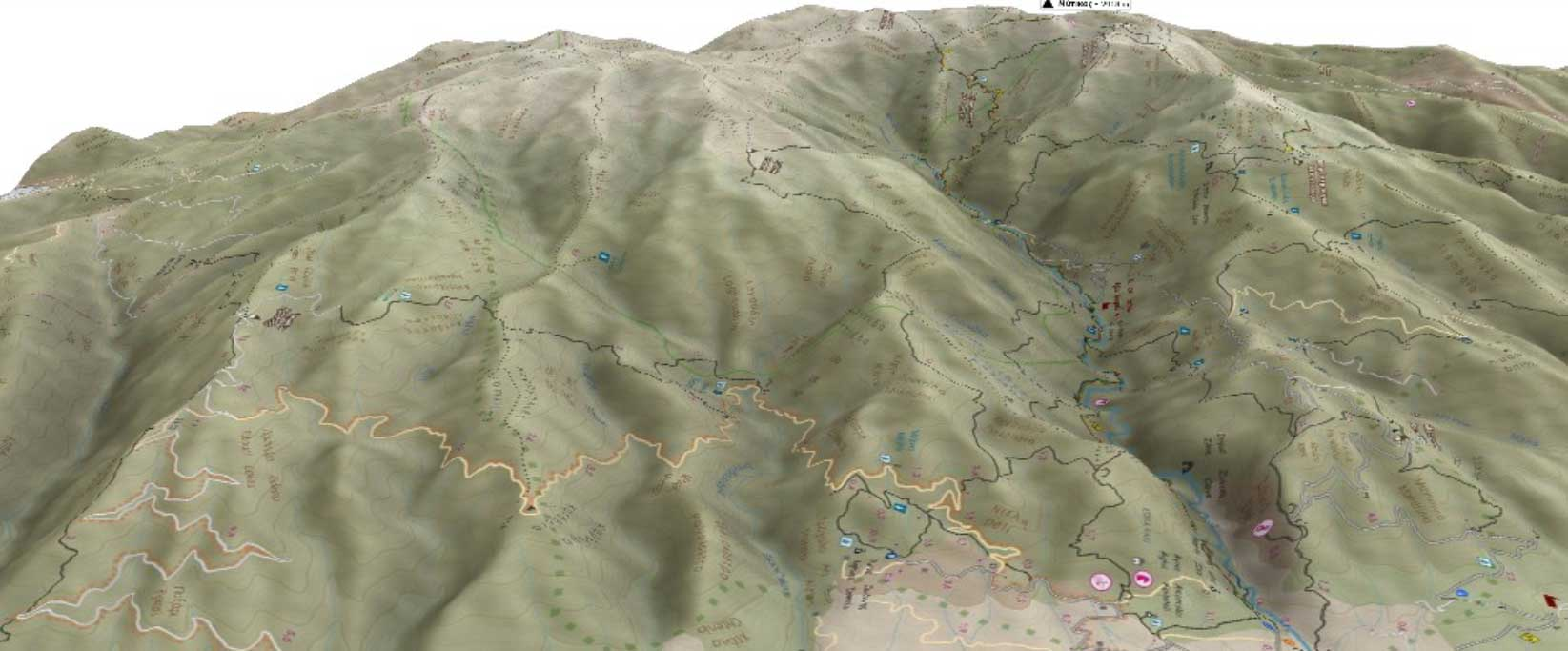 Έντυποι & ψηφιακοί χάρτες