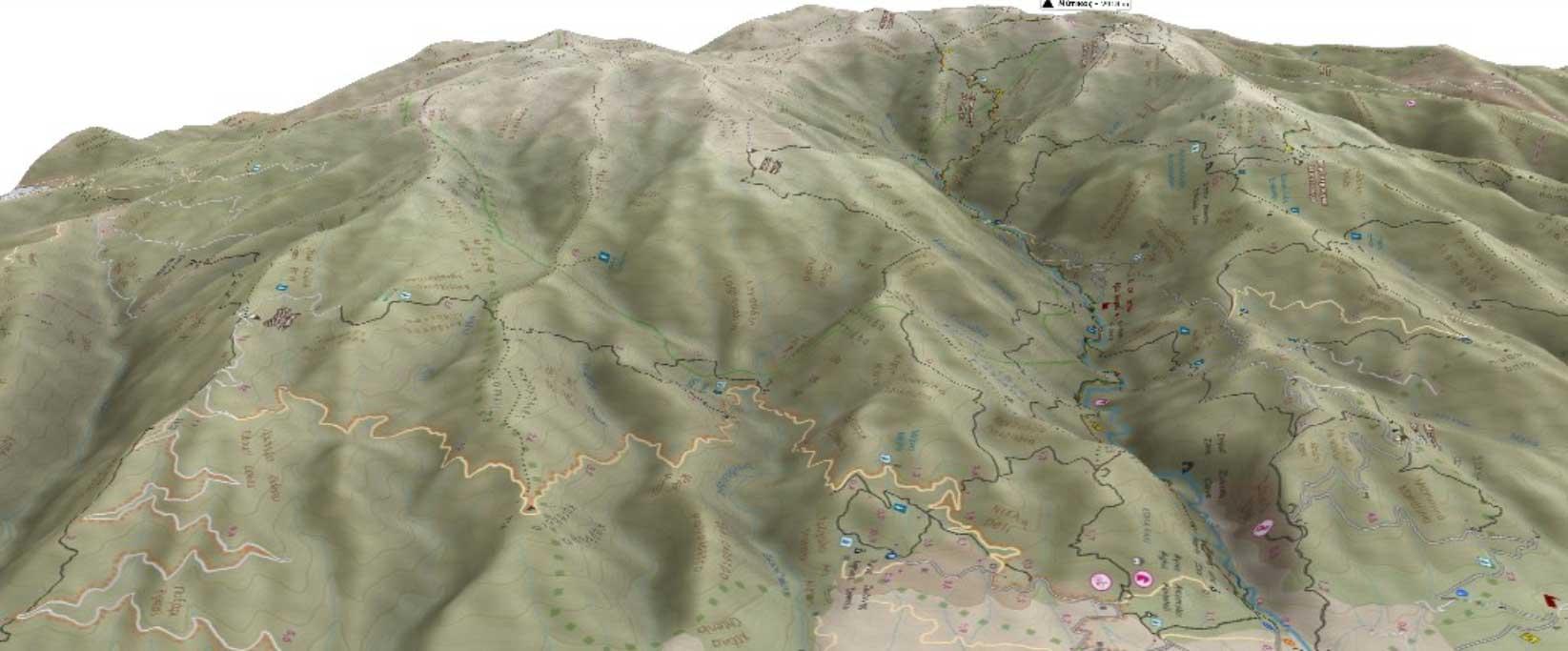 Yphresies Route Maps