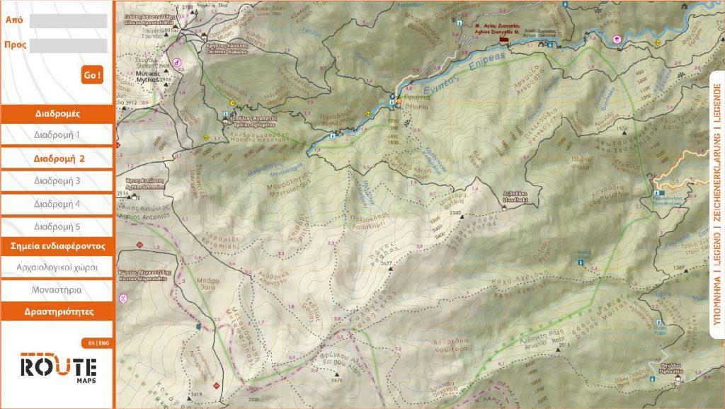 Διαδικτυακοί χάρτες